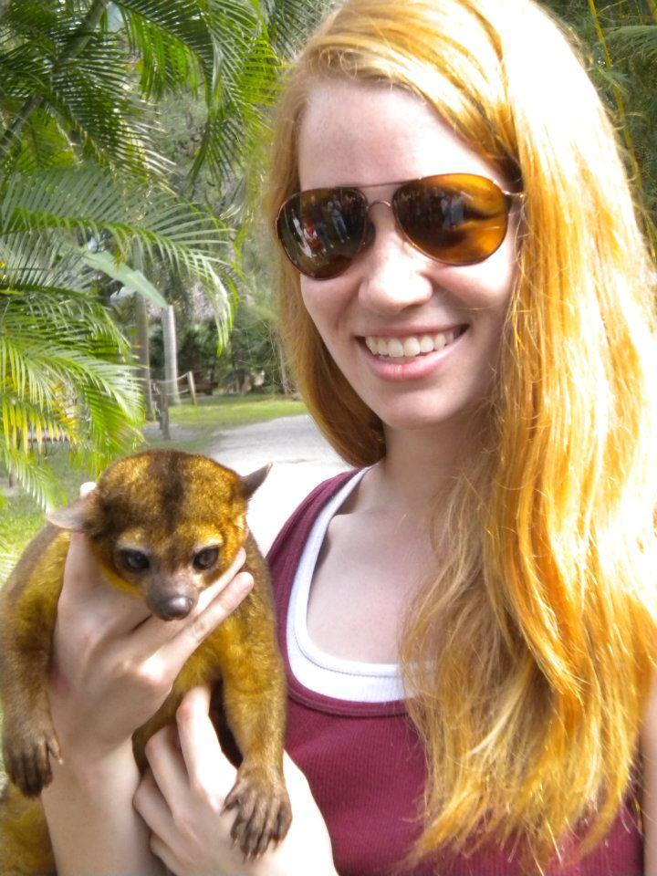 Erica Holdridge : Former M.S. student