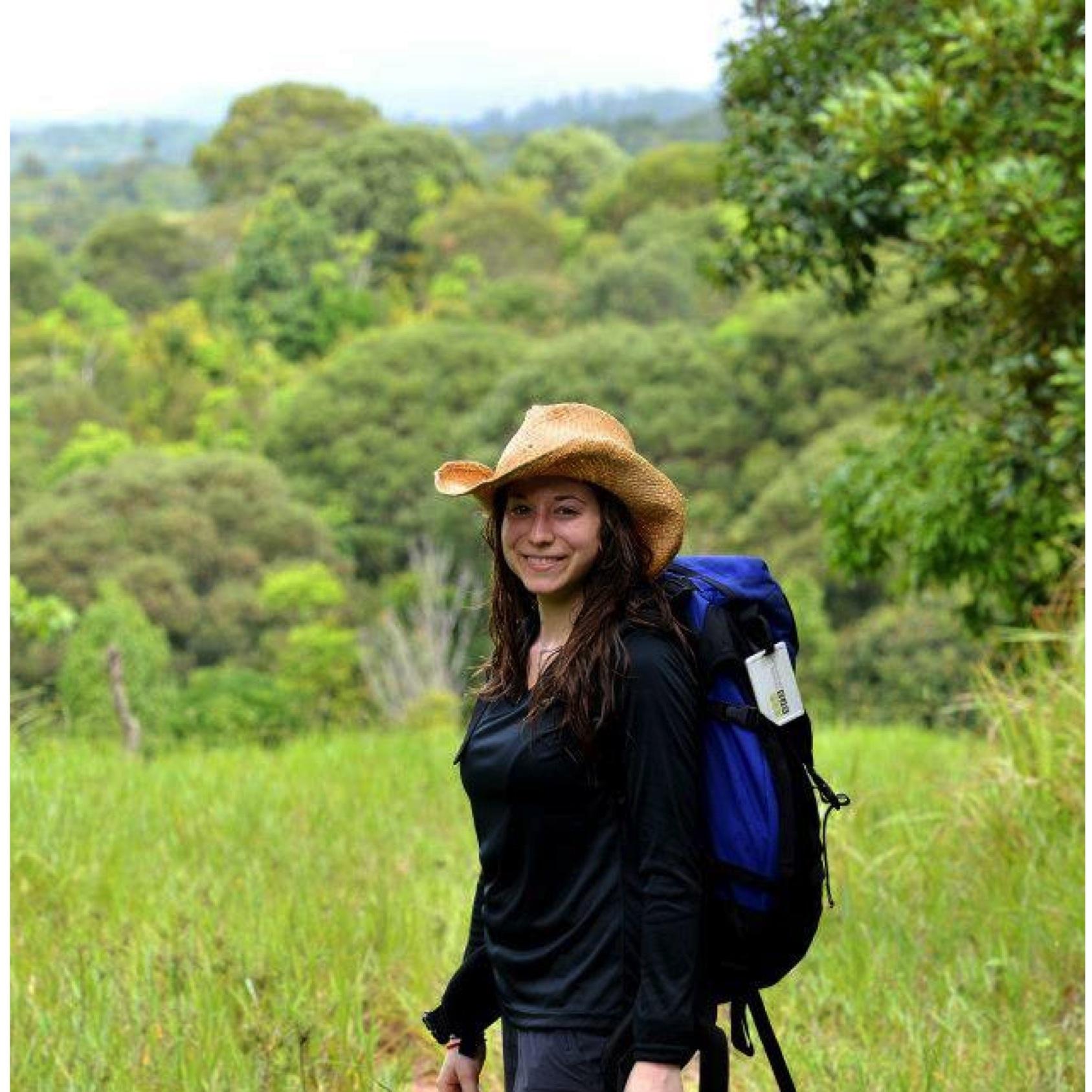 Nickie Cammisa : Masters Student