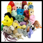 Collection of Giant Microbes
