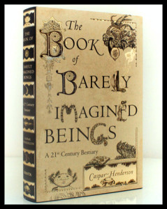 The Book of Barely Imagined Beings image thanks to designknigoizd.blogspot.com