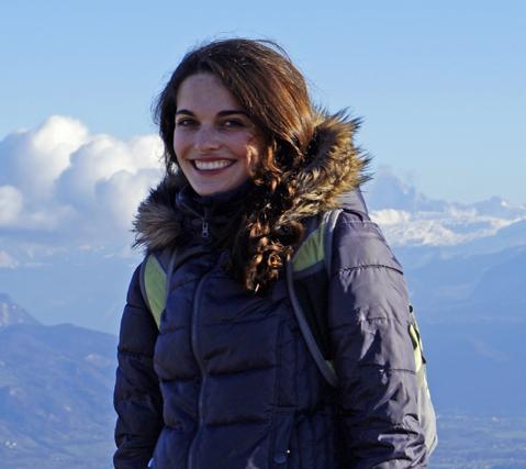Melissa Kurman : Master's Student