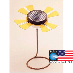 2015 Holiday Solar Sunflower