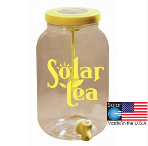 2015 Holiday Solar Tea