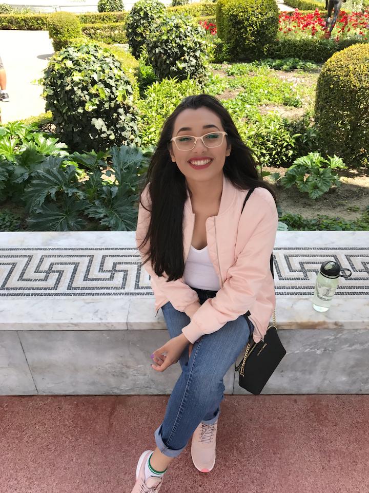 Leslie Rivas-Quijano : Undergraduate Researcher