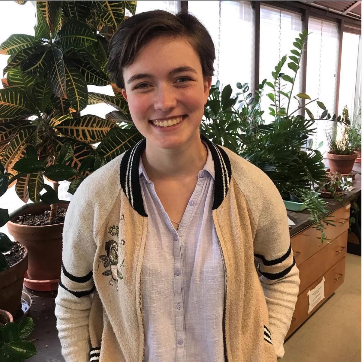 Carmen Hoffbeck : Master's Student